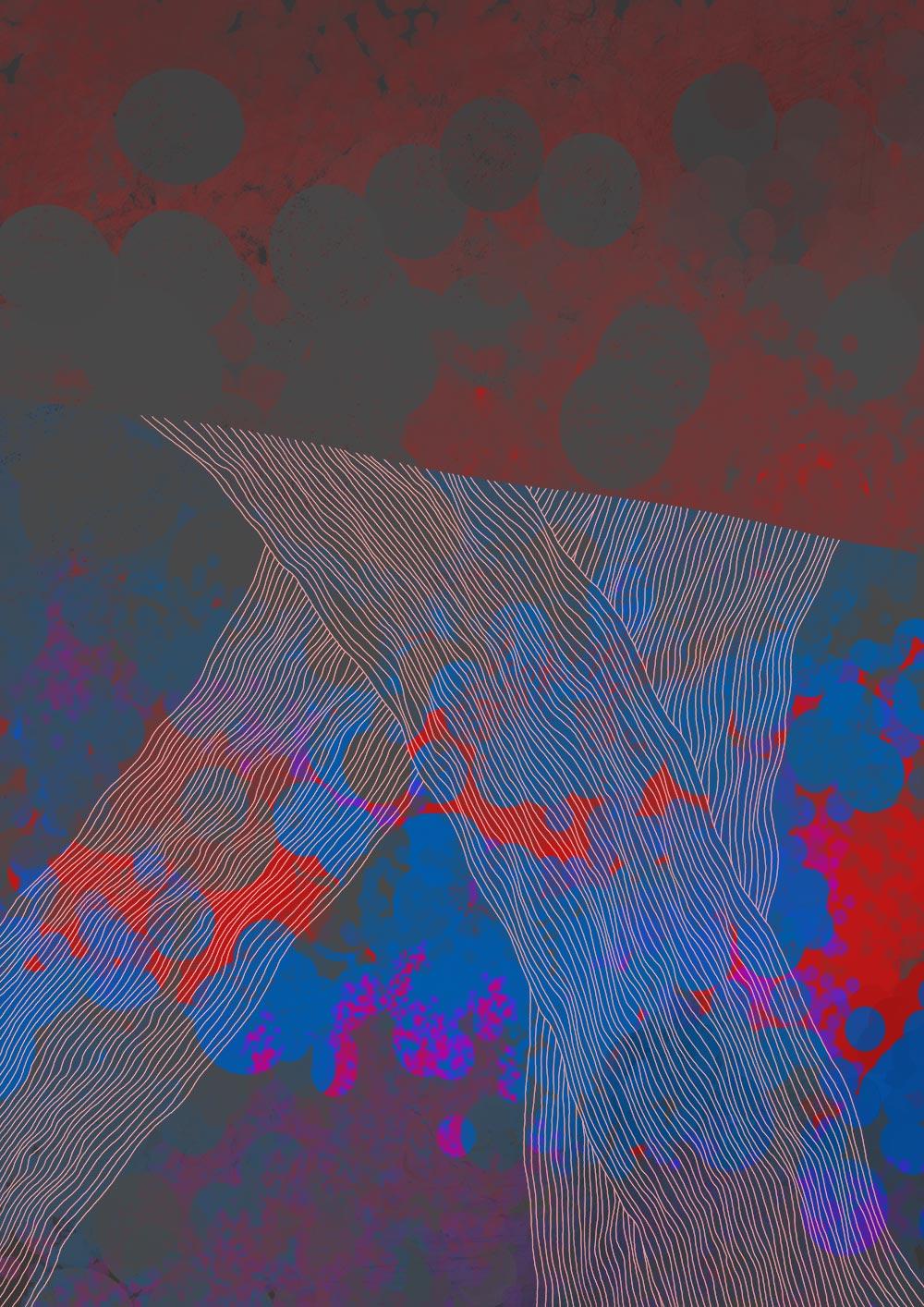 blu struttura sempre