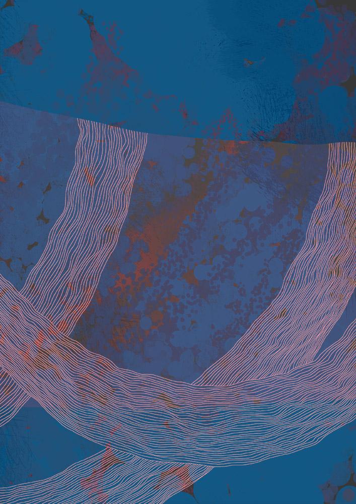 blu struttura